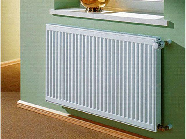 «Классическое» место установки радиаторов отопления – под оконными проемами