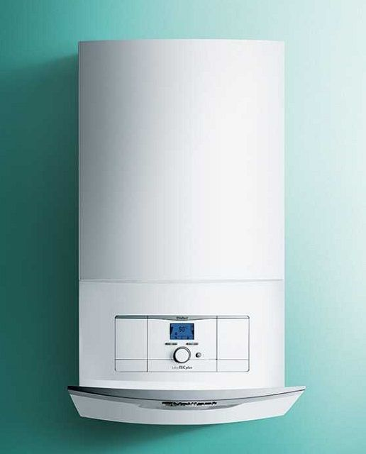 Котёл газовый «Vaillant turboTEC plus VUW INT 322/5-5».