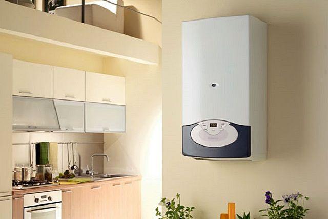 Тепловая мощность газового двухконтурного котла должна соответствовать реальным потребностям дляполноценного обогрева помещений