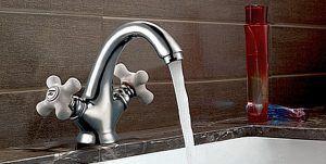Принцип работы смесительного узла во многом повторяет функционирование обычного смесителя на кухне или в ванной.