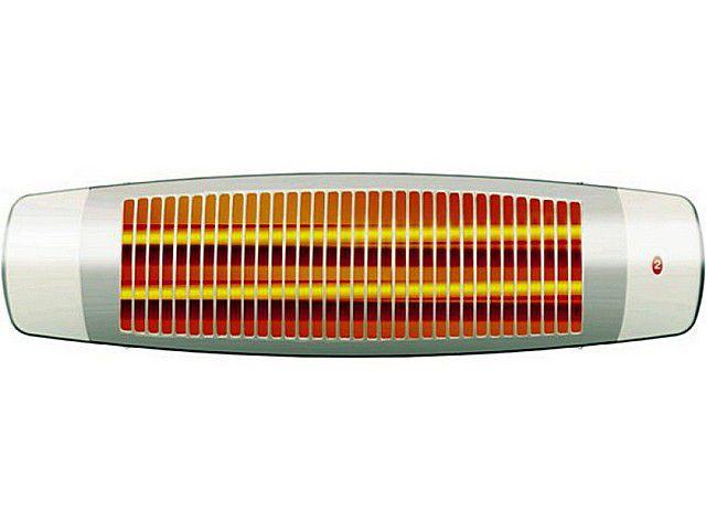 Инфракрасный прибор, в котором основными элементами являются нагреватели в трубчатом корпусе из кварцевого стекла.