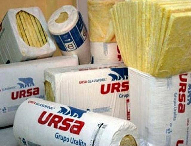 «URSA» — это большое количество различных утеплителей на стекловолоконной и комбинированной основе, предназначенных для теплоизоляции различных участков здания.