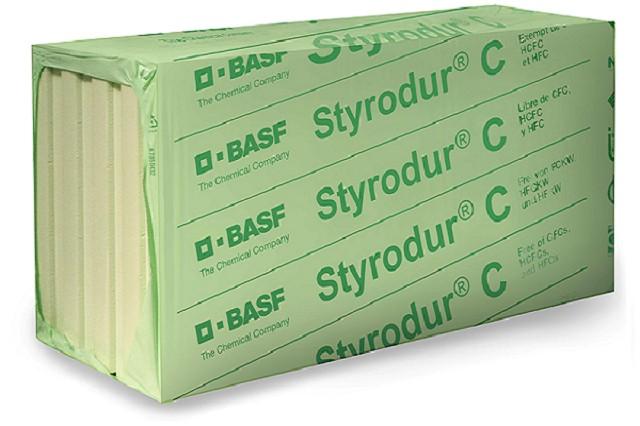 Упаковка плит «Styrodur»