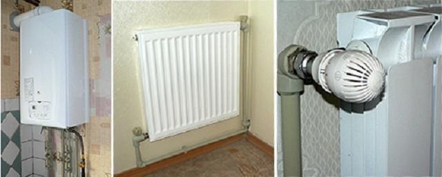 Автономная система отопления квартиры легко поддается точным регулировкам – можно установить оптимальный тепловой режим в каждом из помещений