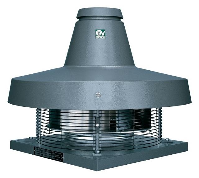 Жаропрочный вентилятор для дымохода.