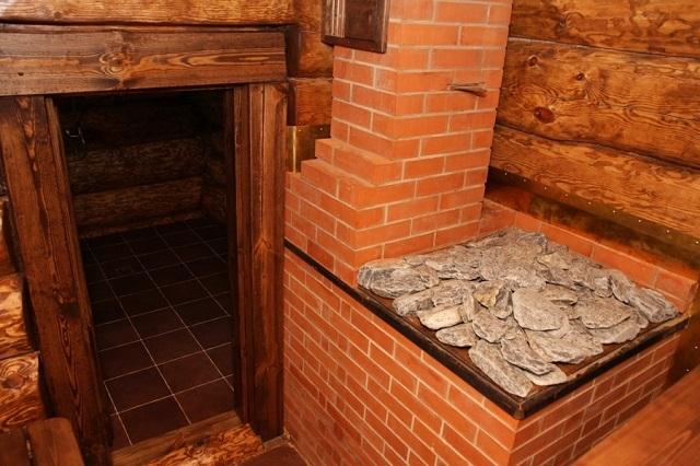 «Классикой» русской бани, безусловно, является кирпичная печь