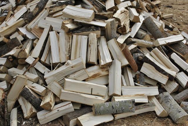 Осиновые дрова – эффективность их использования для отопления невысока