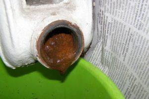 Промывка системы отопления жилого дома