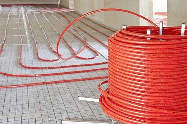Трубы из сшитого полиэтилена для отопления