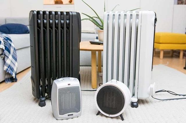 Электрические приборы отопления могут различаться своими размерными параметрами — быть компактными или же достаточно громоздкими и массивными.