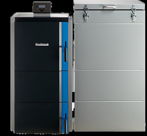 Автоматический стальной котел Buderus Logano S181 E 20кВт: продажа ...