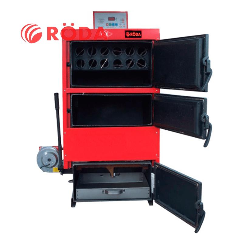 Котел твердотопливный Roda RK3G-80 купить в Украине
