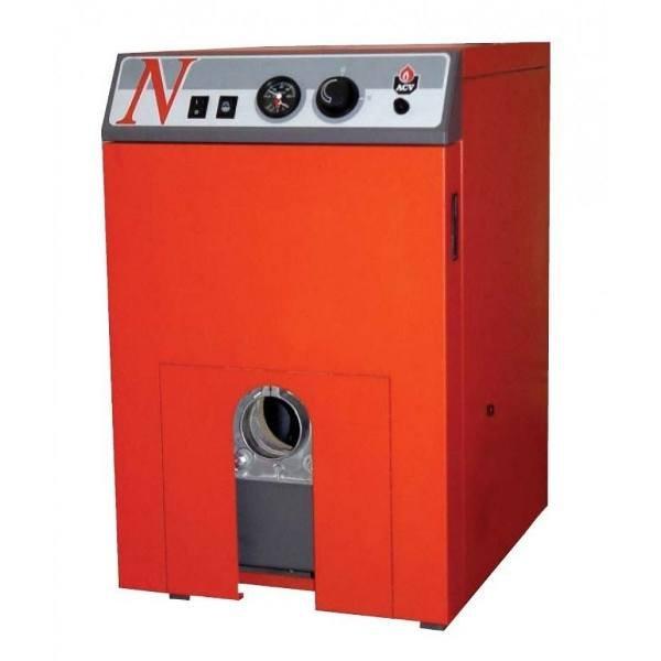 Продажа напольного стального одноконтурного отопительного котла ACV N 1