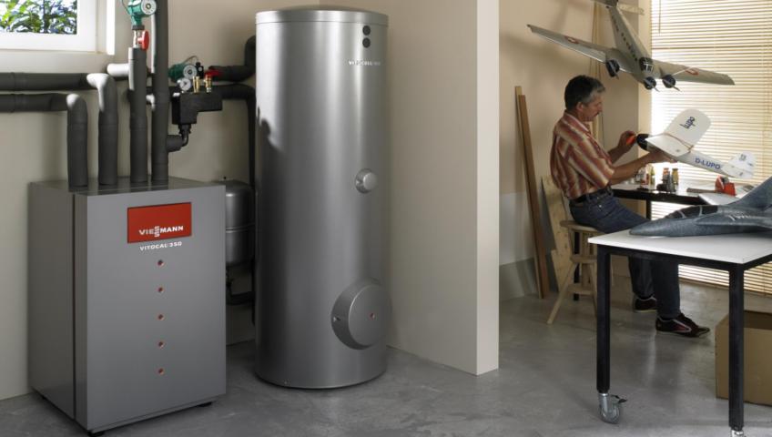 Жидкотопливный котел для отопления дома - альтернатива газовым котлам
