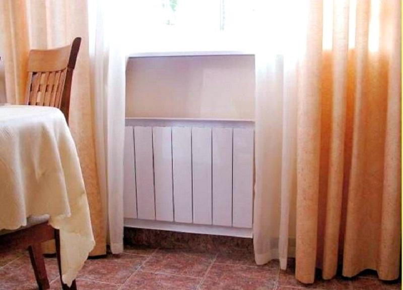 алюминиевые радиаторы термал
