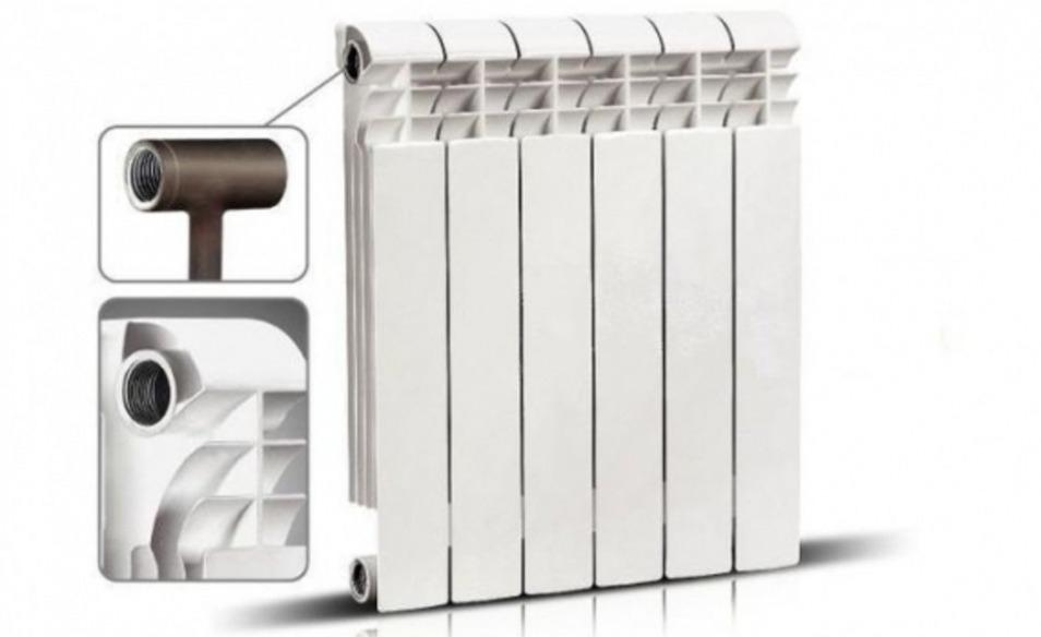 биметаллические радиаторы global (главный ключ)