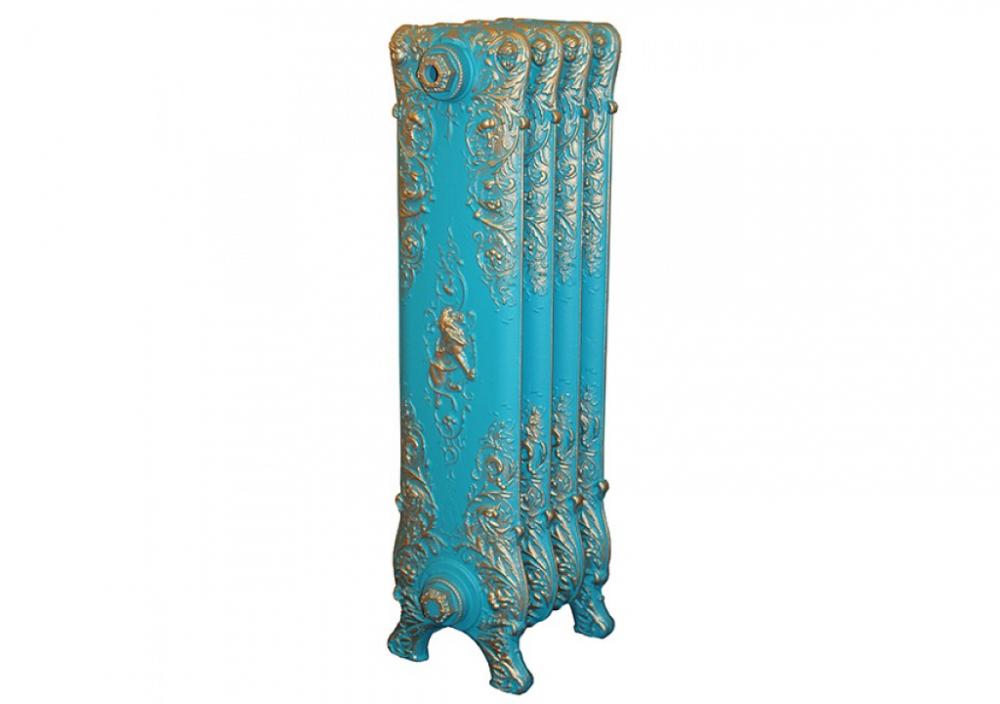 чугунные ретро радиаторы отопления