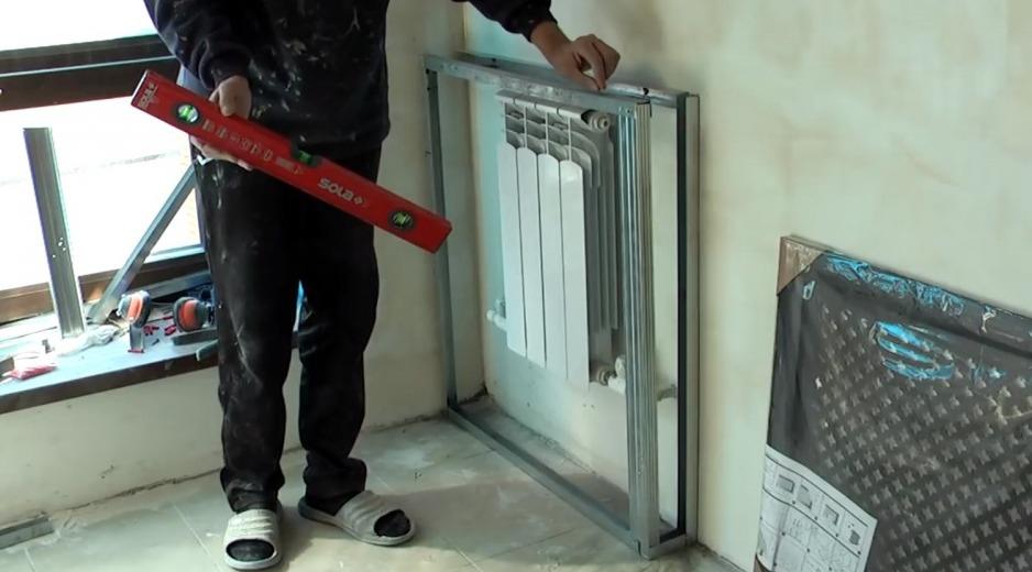 декоративные экраны для радиаторов отопления (главный ключ)