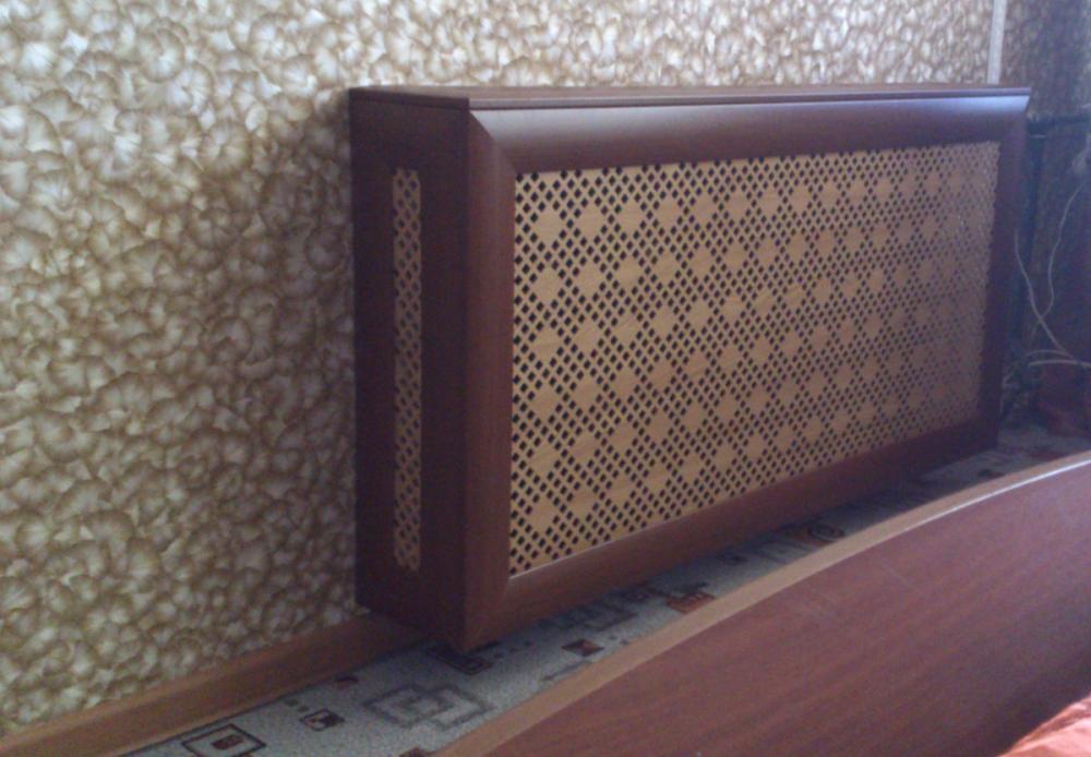 Экран для радиатора отопления с коробом: продажа, цена в Минске. от ...