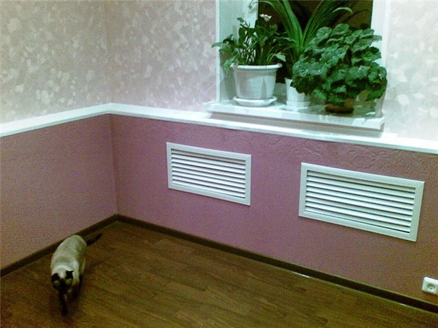 декоративный экран на радиатор отопления купить