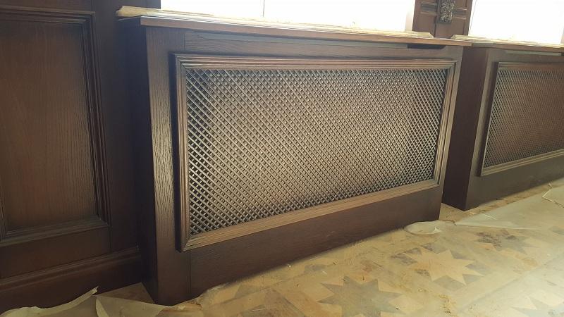 декоративные решетки на радиаторы отопления купить