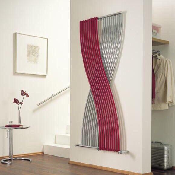 Дизайнерские радиаторы отопления в интерьере : Как обустроить Ваш ...