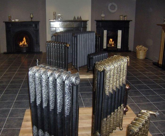 Дизайнерские радиаторы отопления: инструкция по монтажу своими ...