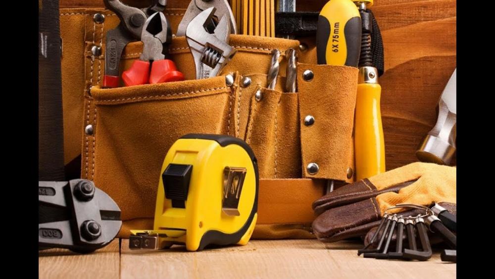 Строительные инструменты которые пригодятся в работе. - YouTube