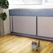 Решение для загородного дома — экономичные настенные электрические радиаторы отопления для дачи