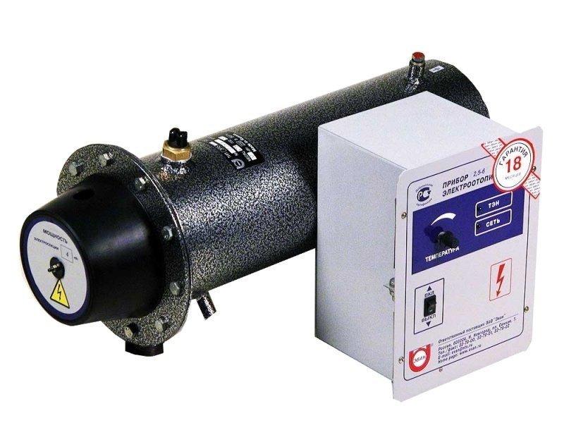 электрический котел для отопления частного дома