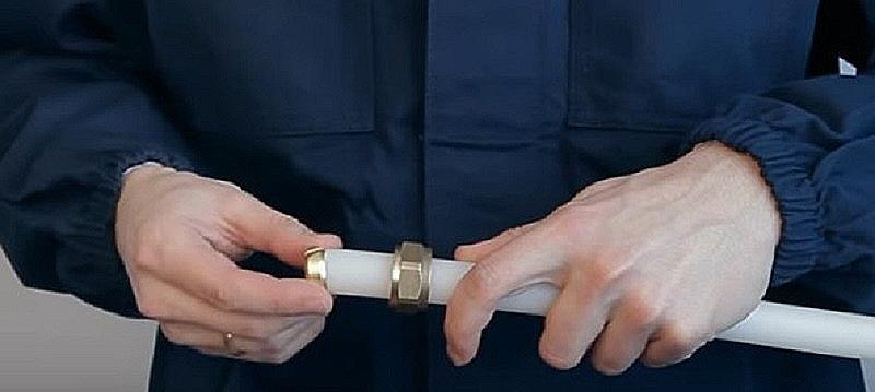 фитинги сшитый полиэтилен для отопления