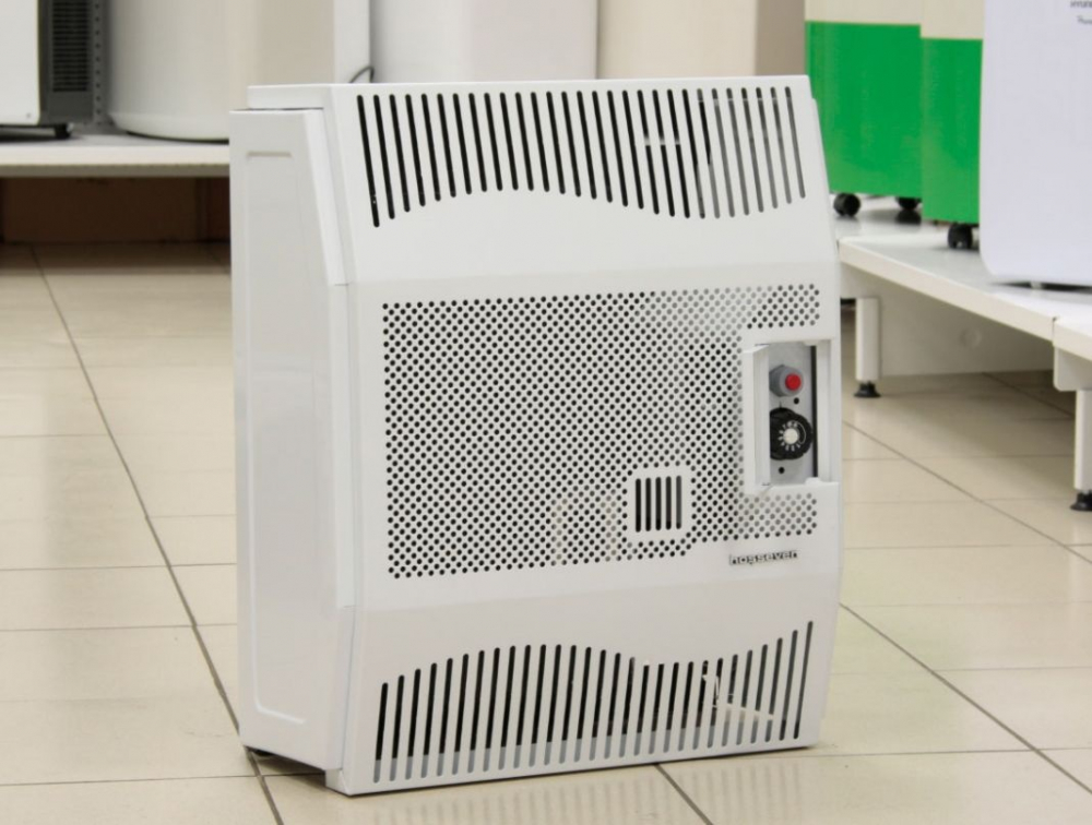 настенные с терморегулятором