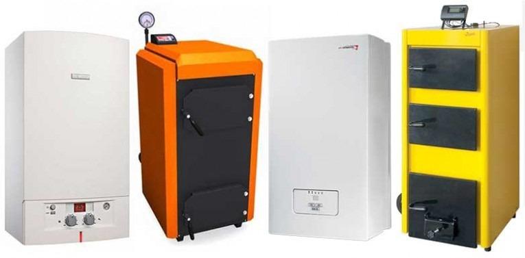 газовый котел для отопления частного дома (главный ключ)
