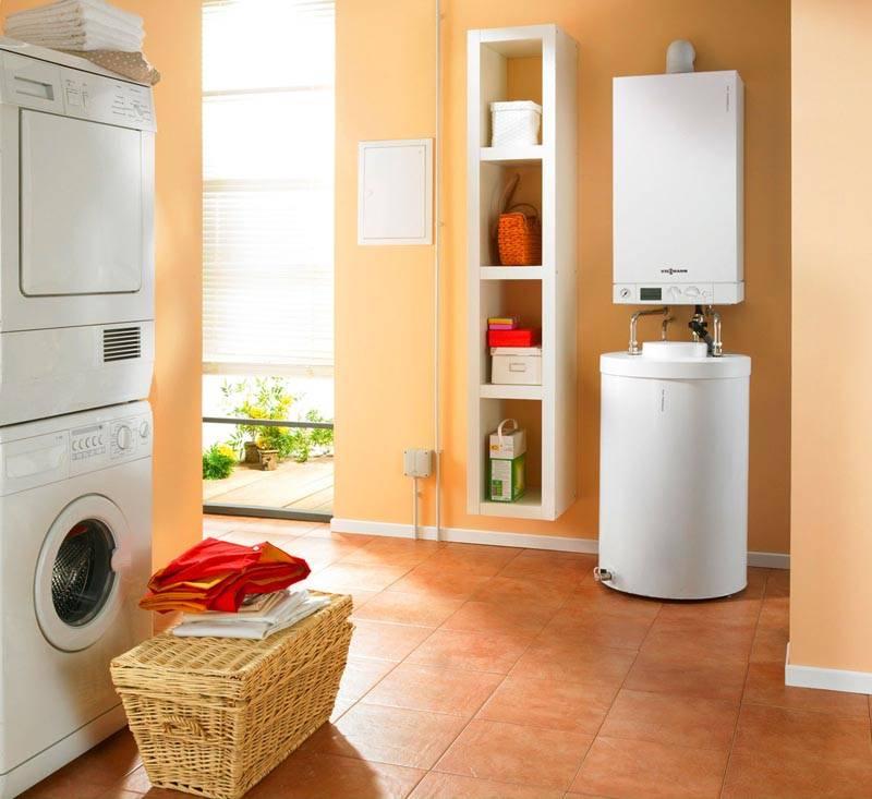 купить газовый котел для отопления частного дома