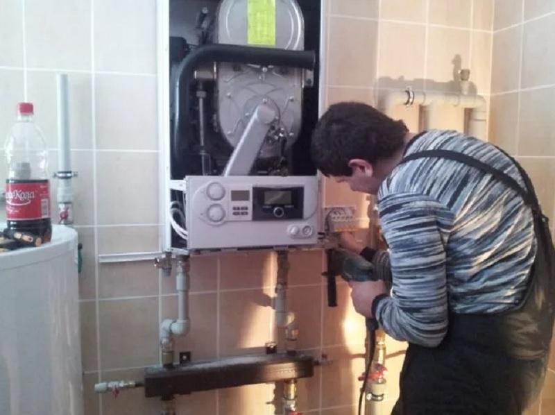 конденсационный газовый котел