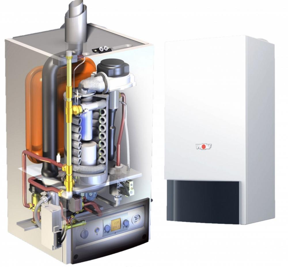 конденсационный газовый котел (главный ключ)