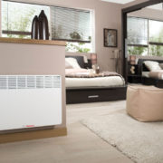 Электрические настенные конвекторы отопления с терморегулятором: преимущества обогревателей
