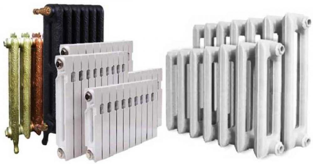 Радиаторы отопления виды и цены