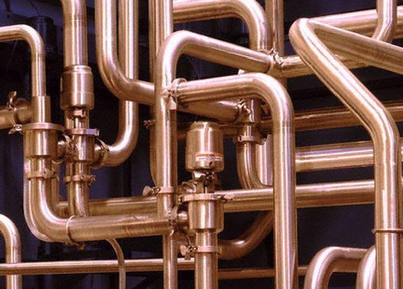 Медные трубы для отопления и фитинги: инструкция по монтажу своими ...