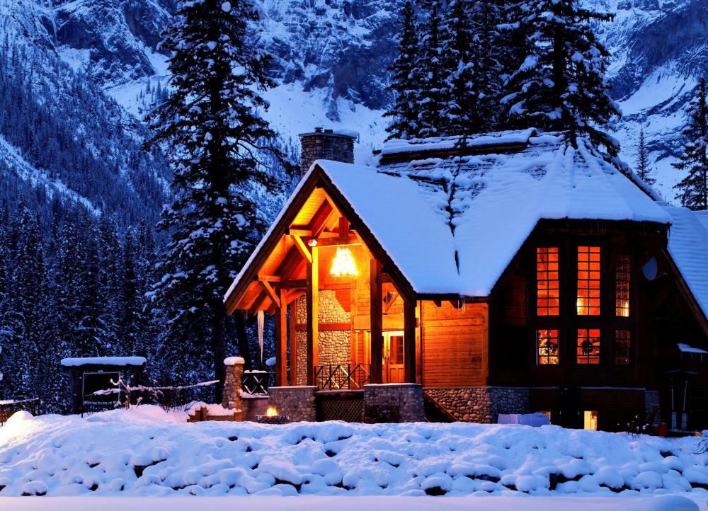 Как обогреть дачу зимой: 5 основных и доступных способов