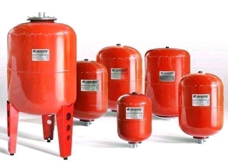 Купить Расширительный бак для системы отопления Джилекс 18 л. в ...