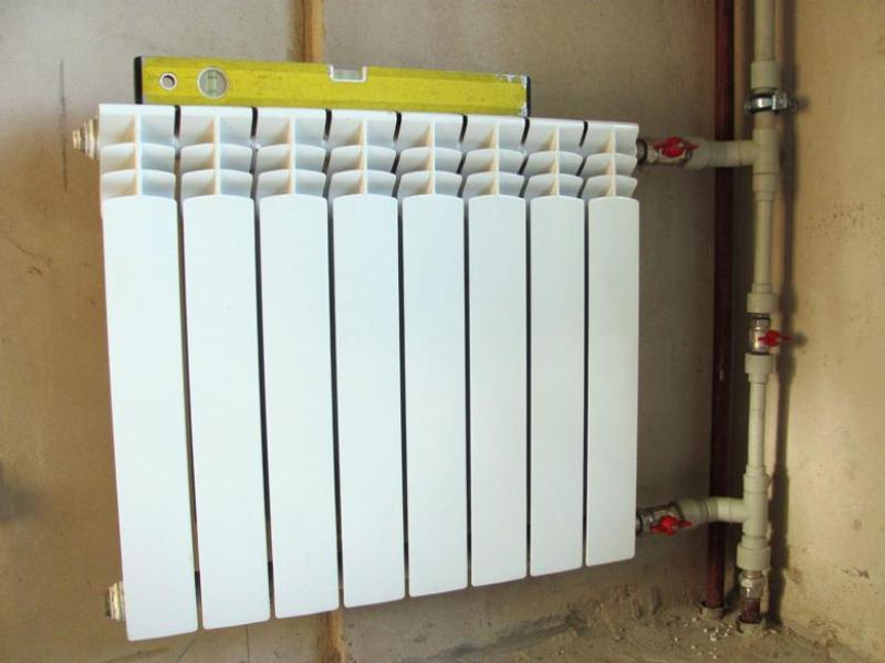 Сколько стоит монтаж радиатора отопления