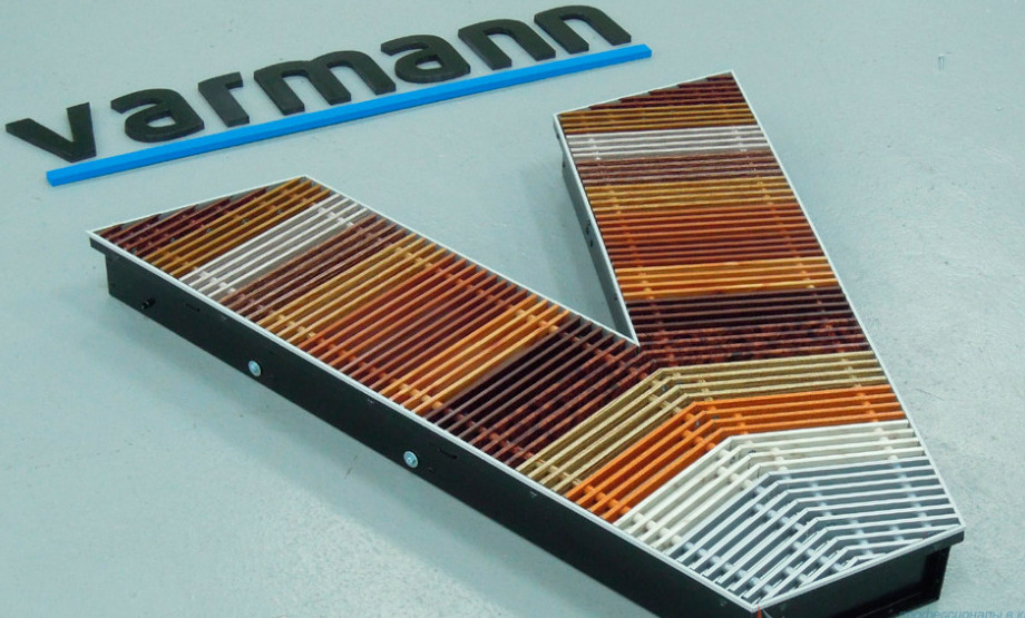 Varmann Ntherm 1800 180 мм - купить водяной конвектор Varmann Ntherm ...