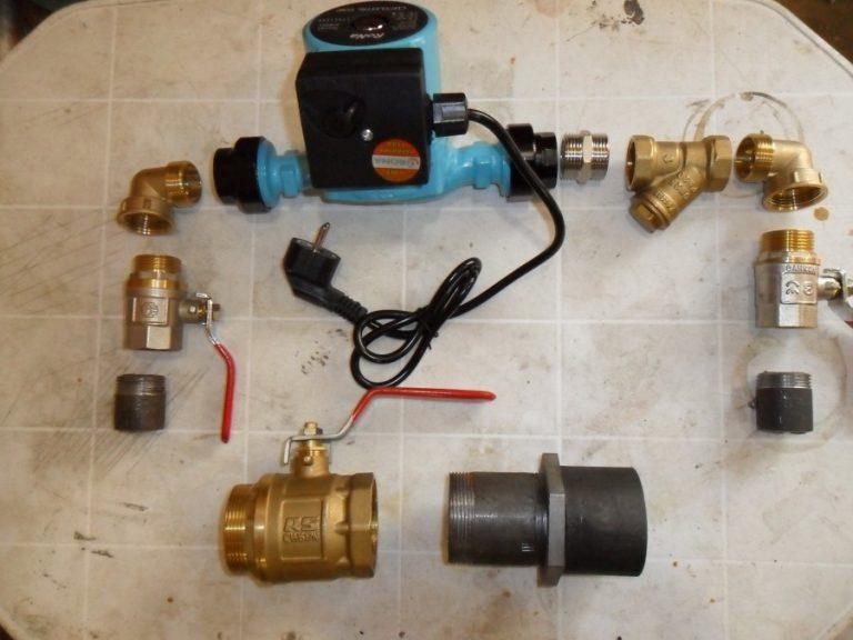 насос для котла отопления (главный ключ)
