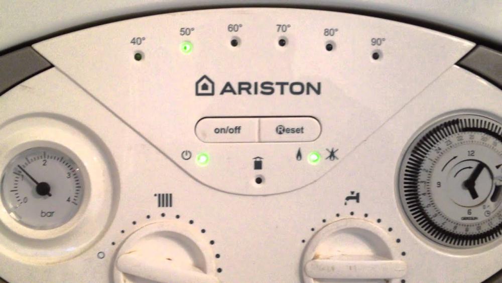 Ariston Ecombi feeding back and waking people up - including ...