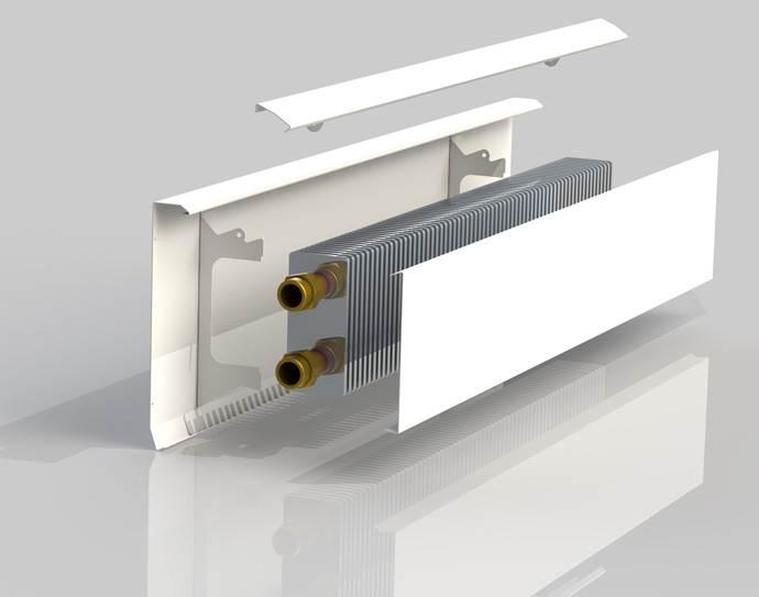 Плинтусный обогреватель: электрические, инфракрасные отопительные ...