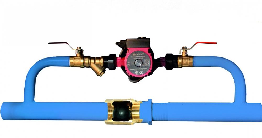 Байпас в системе отопления: что это такое, для чего нужен