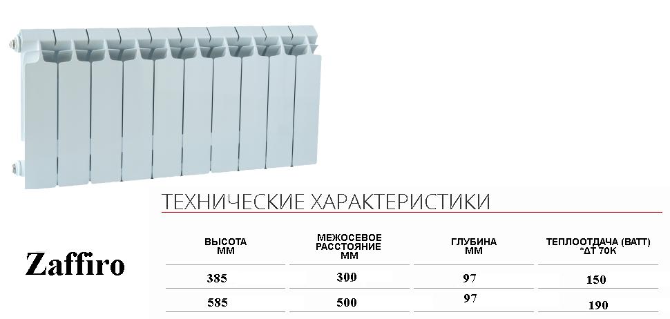 радиаторы отопления сира