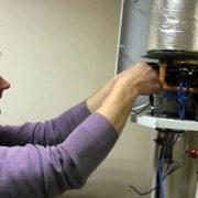 Выявление причин поломок и ремонт электрокотлов отопления
