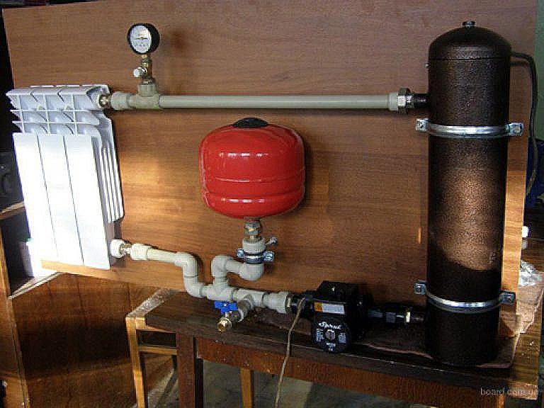 ремонт электрокотлов отопления